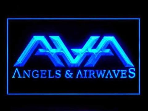 Angels And Airwaves LED Neon Sign