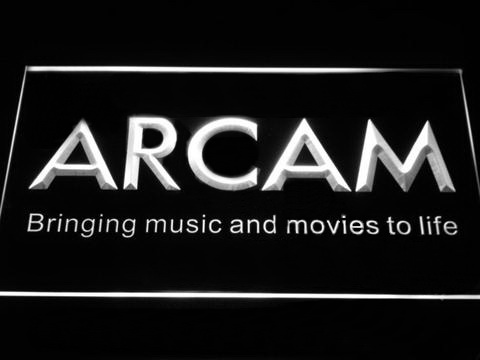 Arcam LED Neon Sign