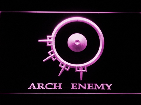 Arch Enemy LED Neon Sign