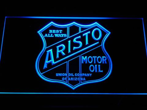 Aristo Motor Oil LED Neon Sign
