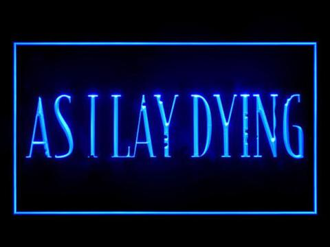 As I Lay Dying LED Neon Sign
