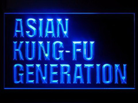 Asian Kung Fu Generation LED Neon Sign