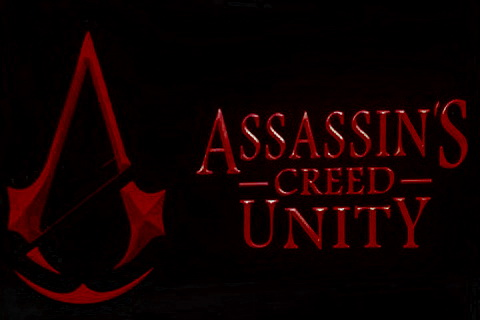 Assassin's Creed Unity LED Neon Sign
