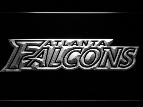 Atlanta Falcons 1998-2002 Logo LED Neon Sign