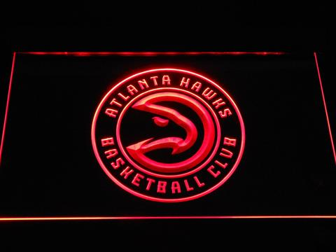 Atlanta Hawks LED Neon Sign