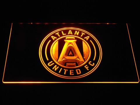 Atlanta United FC LED Neon Sign