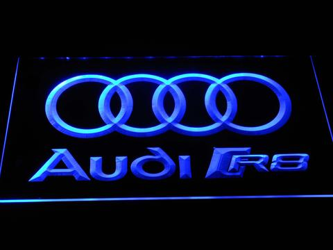 Audi R8 Logo LED Neon Sign