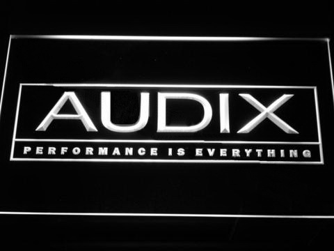 Audix LED Neon Sign