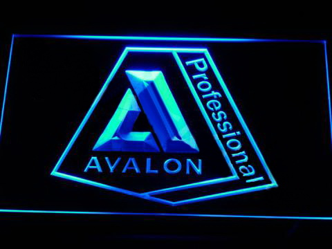 Avalon LED Neon Sign