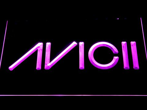 Avicii LED Neon Sign