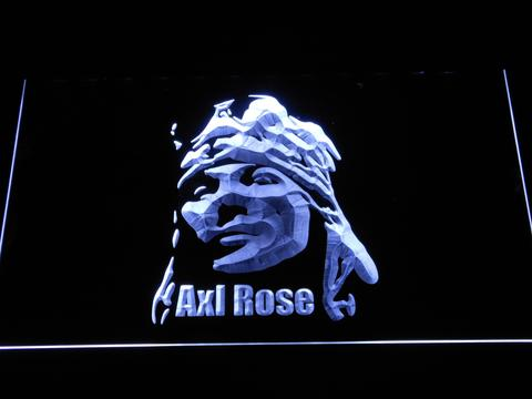 Axl Rose LED Neon Sign