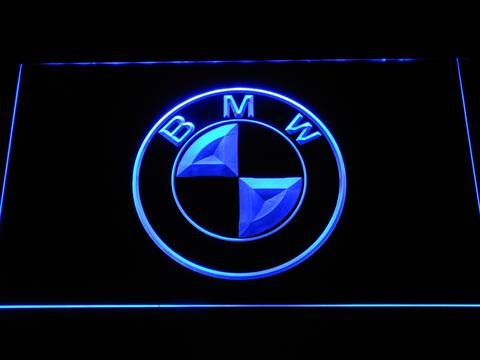 BMW Logo LED Neon Sign