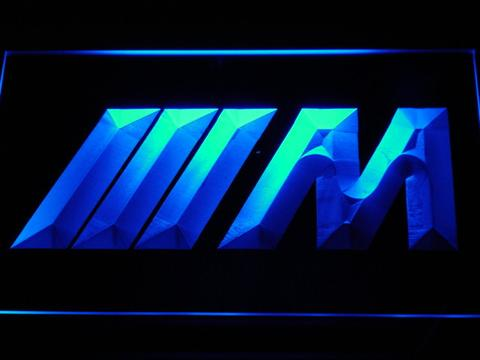 BMW M Series LED Neon Sign