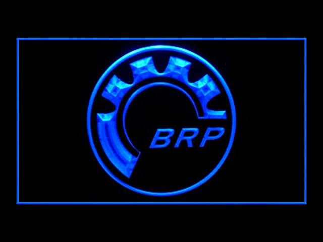 BRP Parts LED Light Sign