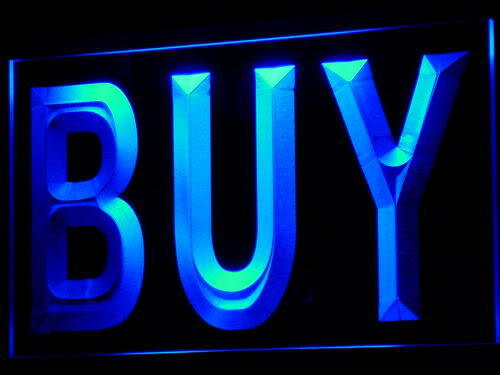 BUY Shop Advertising Lure Display