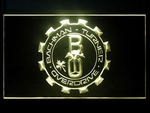 Bachman Turner Overdrive LED Neon Sign