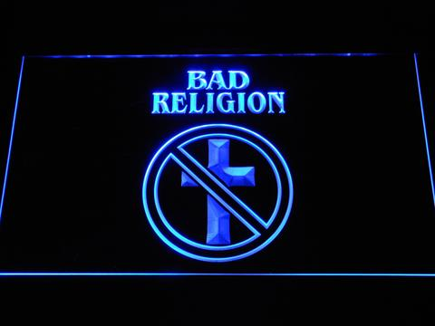 Bad Religion LED Neon Sign