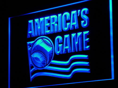 Baseball America's Game Sports neon Light Sign