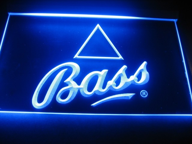 Bass Brewery Neon Light Sign