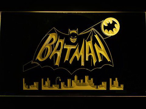 Batman 2 LED Neon Sign