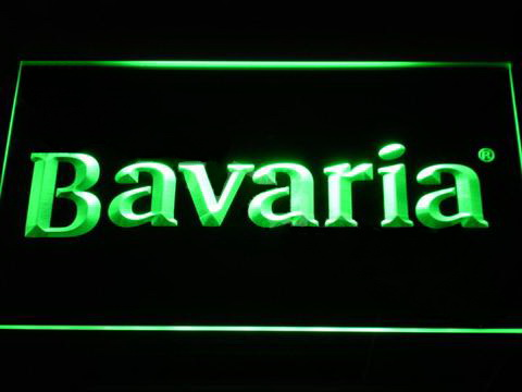 Bavaria LED Neon Sign