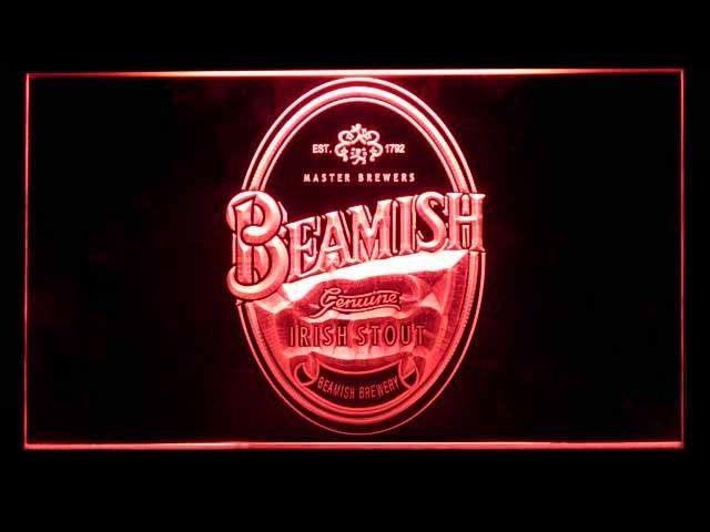 Beamish Irish Stout Neon Sign