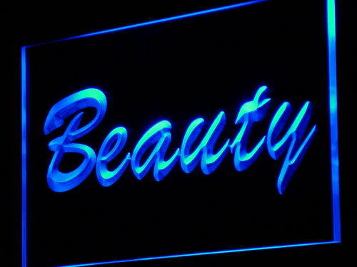 Beauty Shop Store Display Salon Neon Light Sign