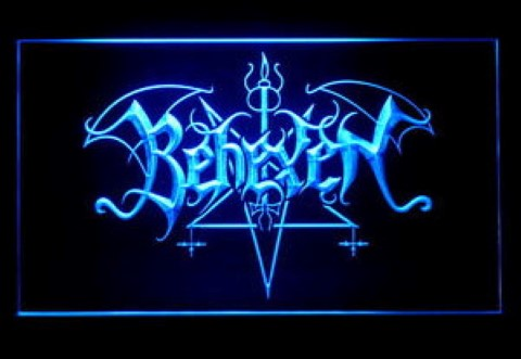 Behexen LED Neon Sign