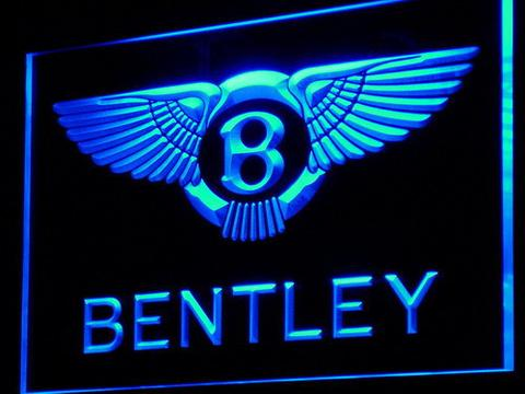 Bentley LED Neon Sign