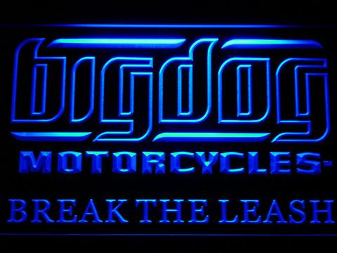 Big Dog LED Neon Sign