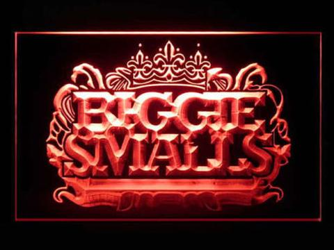 Biggie Smalls LED Neon Sign