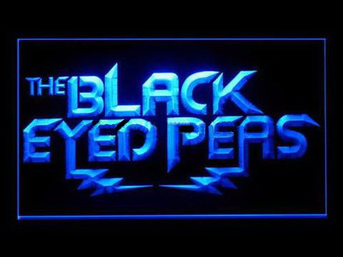 Black Eyed Peas LED Neon Sign