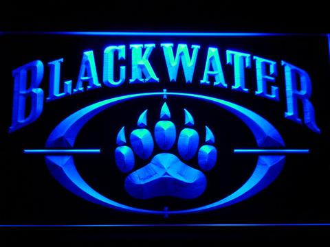 Blackwater LED Neon Sign