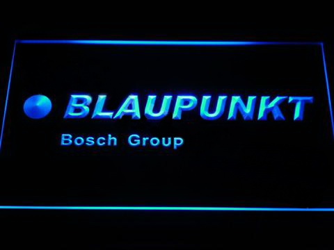 Blaupunkt LED Neon Sign