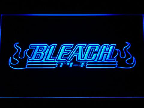Bleach LED Neon Sign