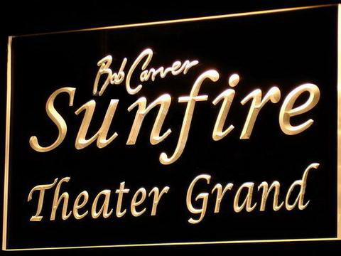 Bob Carver's Sunfire LED Neon Sign