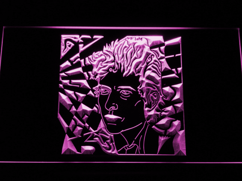 Bob Dylan LED Neon Sign