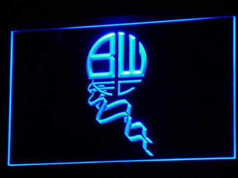 Bolton Wanderers FC LED Neon Sign
