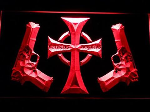 Boondock Saints 2 LED Neon Sign