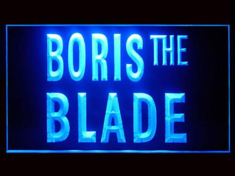 Boris The Blade LED Neon Sign