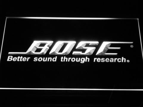 Bose Systems Speakers NR LED Neon Sign