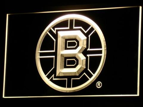 Boston Bruins LED Neon Sign