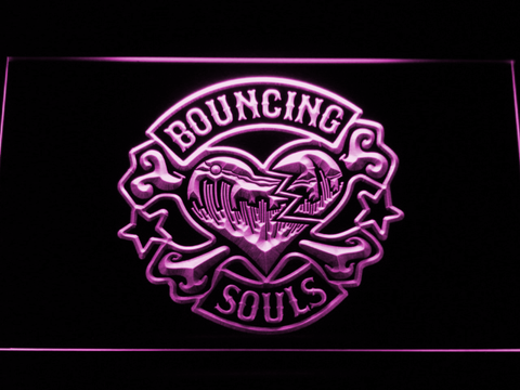 Bouncing Souls LED Neon Sign