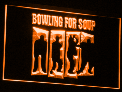 Bowling For Soup LED Neon Sign