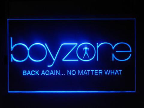 Boyzone LED Neon Sign