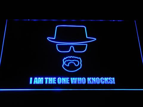 Breaking Bad Bryan Cranston Knocks LED Neon Sign