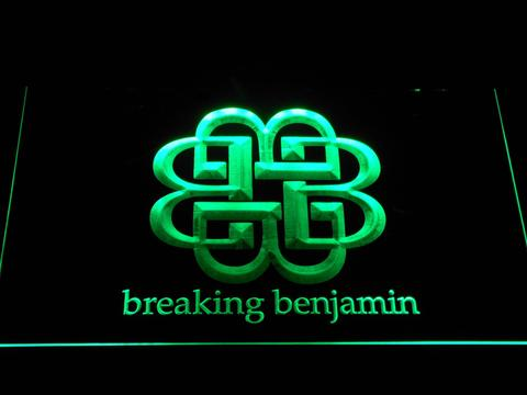 Breaking Benjamin LED Neon Sign
