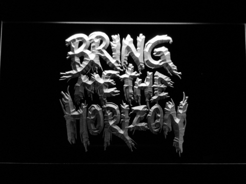 Bring Me The Horizon LED Neon Sign