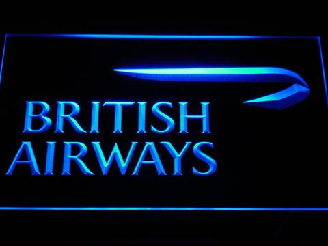 British Airways LED Neon Sign