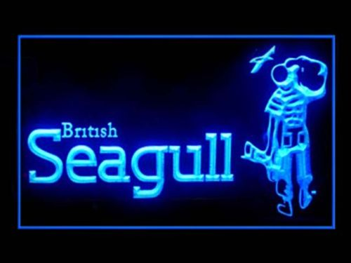 British Seagull Motors LED Sign